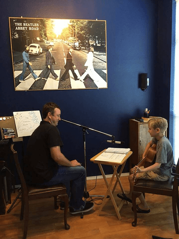 Mckinney Guitar Lessons Student Records Original Copyright Song